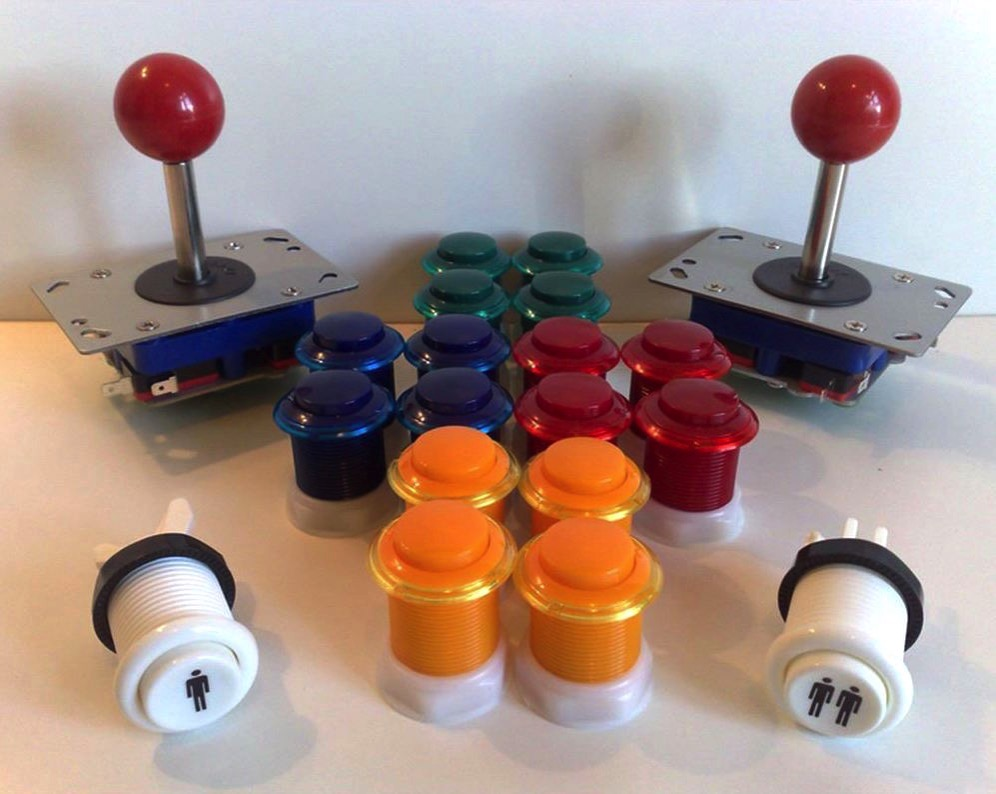 Kit Joysticks et Boutons